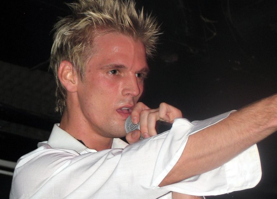 Aaron Carter   Foto/Wikimedia Commons